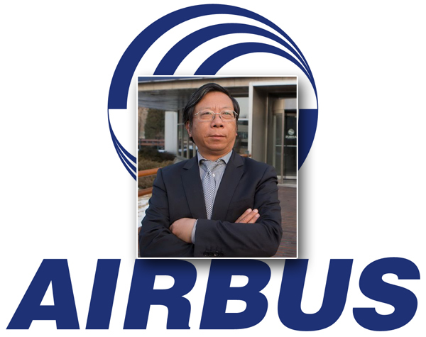 AIRBUS-China-Top-Management