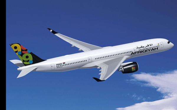 Airbus-A350-Afriqiyah