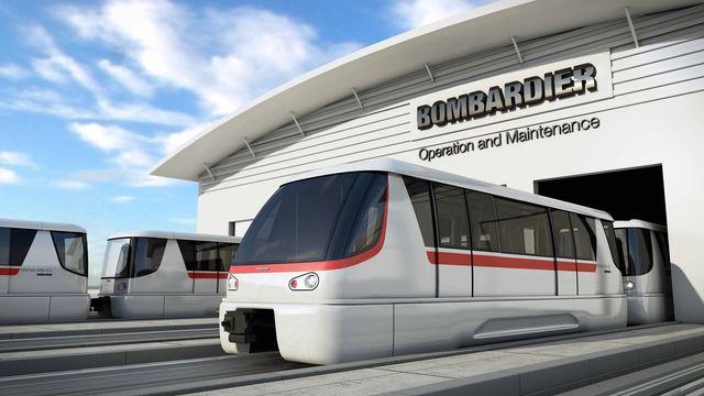 Bombardier-INNOVIA System
