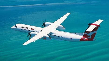 Qantas-Bombardier